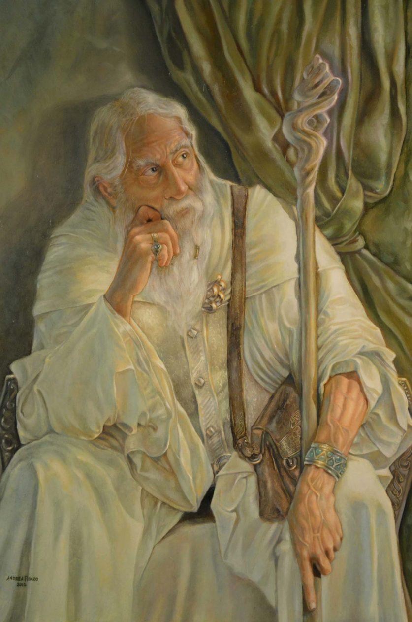 Gandalf il bianco bastone
