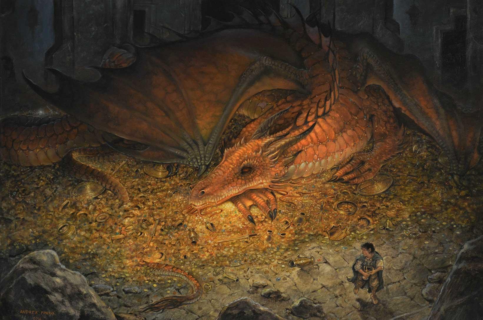 Lo Hobbit, la riconquista del tesoro