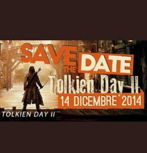 Locandina Tolkien Day