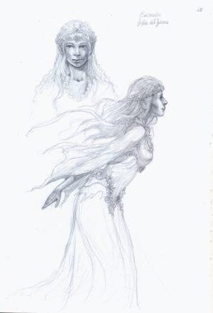 Baccador sketch 2012