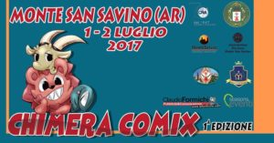 Evento Chimera Comics