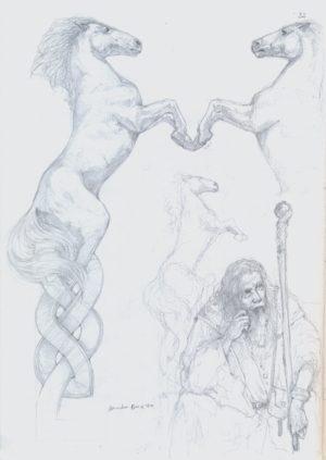 bozzetti gandalf
