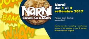 Narni comics 2017