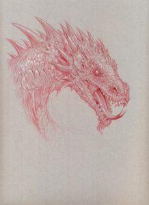 Drago sketch 2017