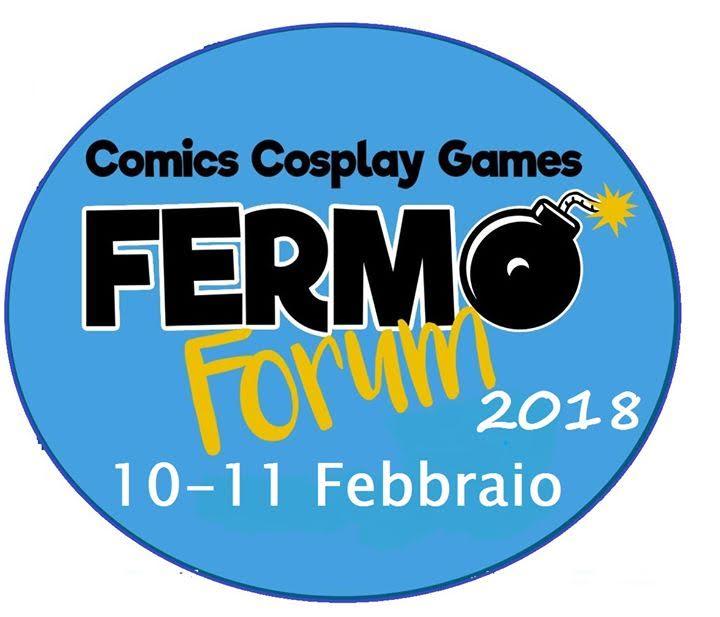 Andrea Piparo a FERMO FORUM 2018