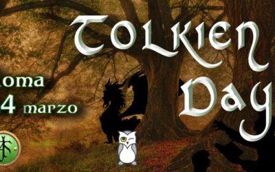 Andrea Piparo al Tolkien Day 2018