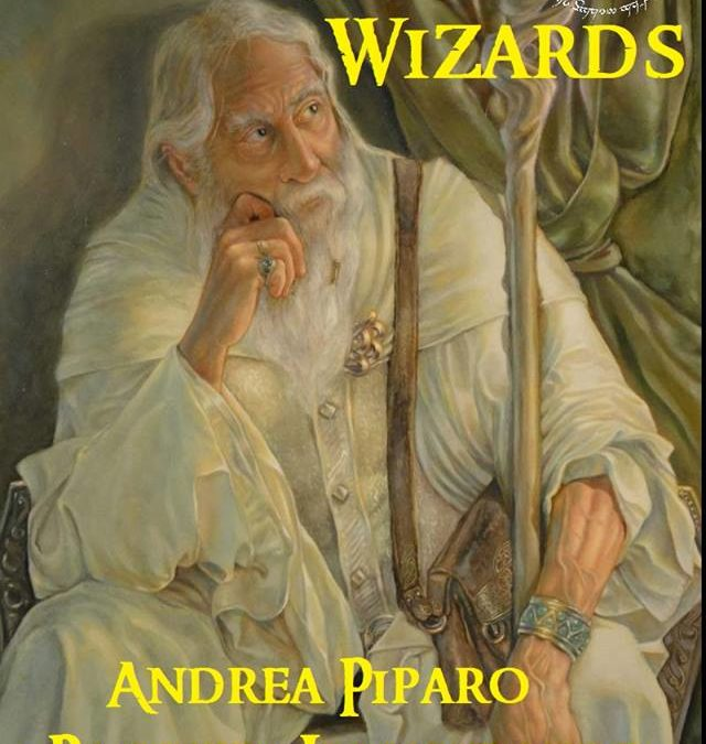 TOLKIEN READING DAY E HEROES & WIZARDS