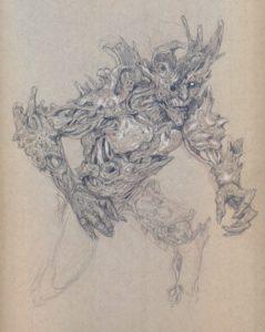 spriggan sketch