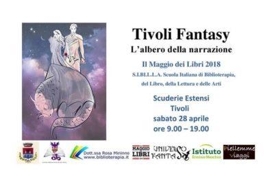 Andrea Piparo a TIVOLI FANTASY