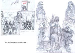 Andrea Piparo Art-Illustratore Fantasy disegno fantasy Selestar