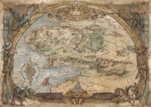 Mappe fantasy andrea piparo