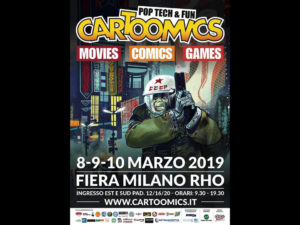 Andrea piparo art illustratore cartoomics fantasy 2019