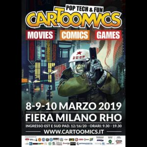 Andrea piparo art illustratore fantasy cartoomics