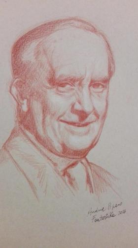 Ritratto di Tolkien