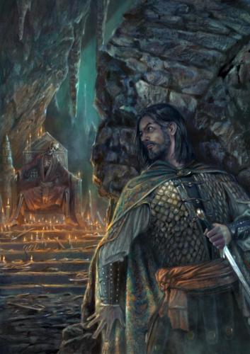 Byzantium - Cover per Italian Sword & Sorcery