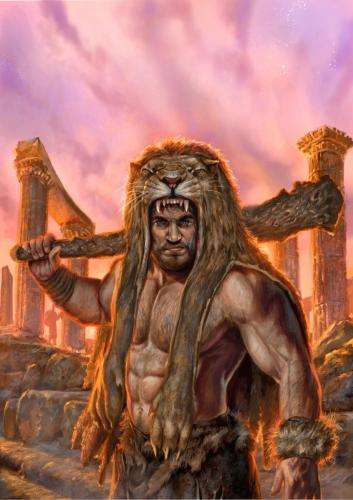 Eracle - Immagine Ufficiale di Italian Sword&Sorcery