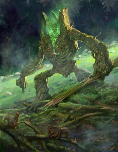 Elementale Arboreo