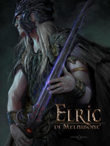 Elric di Melnibonè - Omaggio al personaggio fantasy di Michael Moorcock