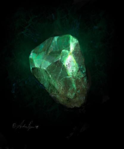 Smeraldo Grezzo